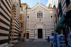 Church of St. John the Baptist and Oratory, Monterosso, Italy